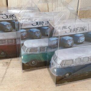 Chocing Good Auto VW-Bus