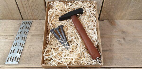 Chocing Good gereedschap Hamer klein 3 spijkers